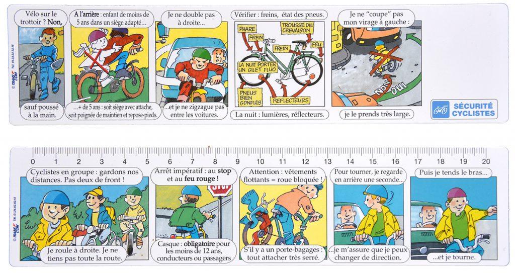 a20 s c sécurité cycliste