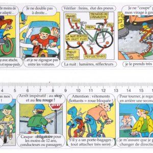 Sécurité de l'enfant cycliste