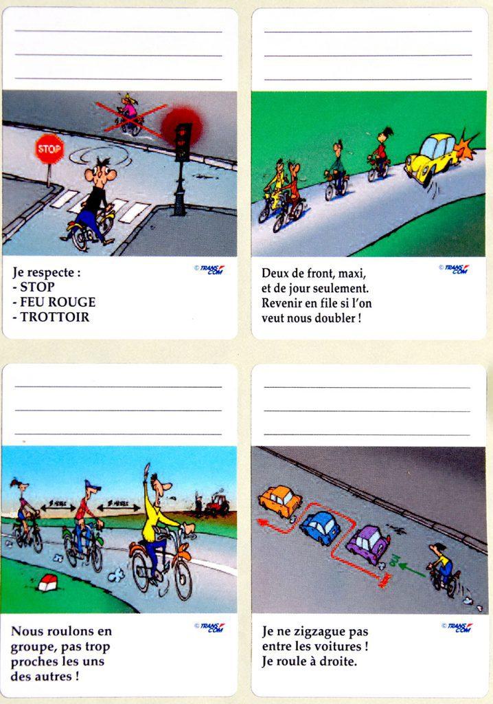 a93c stickers cycliste